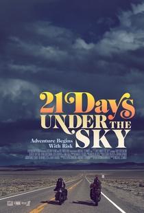 21 Days Under The Sky - Poster / Capa / Cartaz - Oficial 1