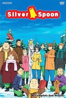 Gin no Saji (2ª Temporada) - Poster / Capa / Cartaz - Oficial 2