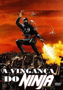A Vingança do Ninja - Poster / Capa / Cartaz - Oficial 3