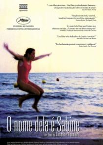 O Nome Dela é  Sabine - Poster / Capa / Cartaz - Oficial 1
