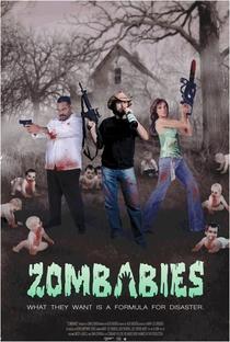 Zombaby - Ataque da Criança Zumbi - Poster / Capa / Cartaz - Oficial 1