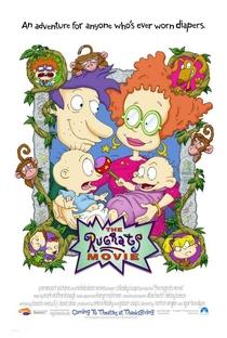 Rugrats: Os Anjinhos - O Filme - Poster / Capa / Cartaz - Oficial 3