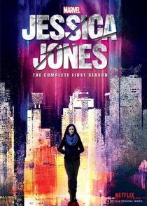 Jessica Jones (1ª Temporada) - Poster / Capa / Cartaz - Oficial 5