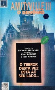 Amityville 3: O Demônio - Poster / Capa / Cartaz - Oficial 2