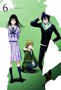 Noragami (1ª Temporada) - Poster / Capa / Cartaz - Oficial 10