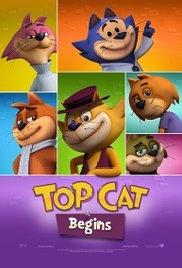Top Cat Begins - Poster / Capa / Cartaz - Oficial 1
