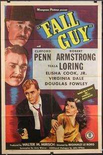 Fall Guy - Poster / Capa / Cartaz - Oficial 2