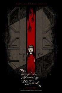 Não Tenha Medo Do Escuro - Poster / Capa / Cartaz - Oficial 3