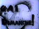 Domingo Alegre (Gai dimanche!)