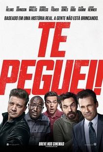 Te Peguei! - Poster / Capa / Cartaz - Oficial 1