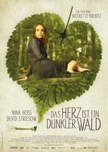 O Coração é uma Floresta Escura - Poster / Capa / Cartaz - Oficial 1