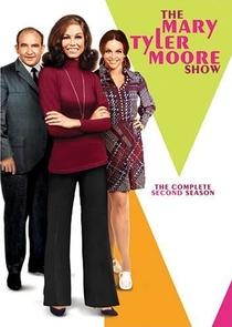 The Mary Tyler Moore Show (3ª Temporada) - Poster / Capa / Cartaz - Oficial 1