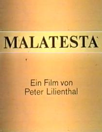 Malatesta - Poster / Capa / Cartaz - Oficial 1