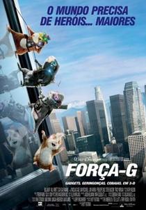 Força G - Poster / Capa / Cartaz - Oficial 2