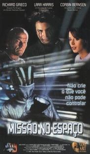 Missão no Espaço - Poster / Capa / Cartaz - Oficial 1