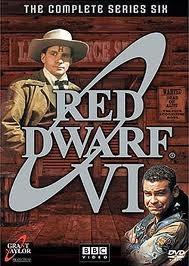 Red Dwarf (6ª Temporada) - Poster / Capa / Cartaz - Oficial 1