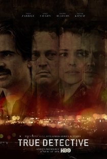 True Detective (2ª Temporada) - Poster / Capa / Cartaz - Oficial 9