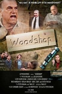 Woodshop - Poster / Capa / Cartaz - Oficial 1