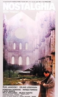 Nostalgia - Poster / Capa / Cartaz - Oficial 9