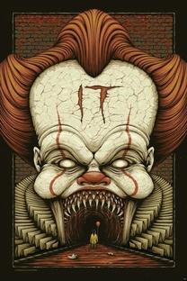 It - A Coisa - Poster / Capa / Cartaz - Oficial 6