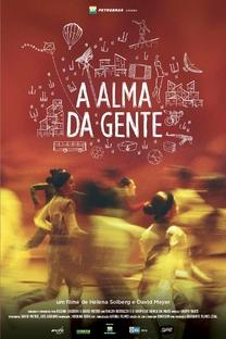A Alma da Gente - Poster / Capa / Cartaz - Oficial 1