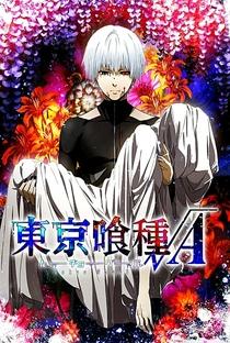 Tokyo Ghoul (2ª Temporada) - Poster / Capa / Cartaz - Oficial 1