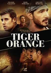 Tiger Orange - Poster / Capa / Cartaz - Oficial 1