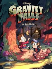 Gravity Falls (1ª Temporada) - Poster / Capa / Cartaz - Oficial 5