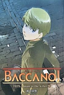 Baccano! - Poster / Capa / Cartaz - Oficial 13