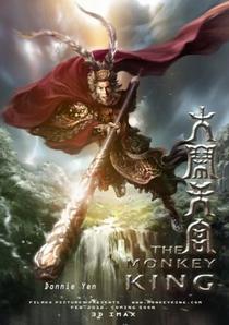 A Lenda do Rei Macaco: Tumulto no Reino Celestial - Poster / Capa / Cartaz - Oficial 5