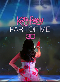 Katy Perry - Part of Me - Poster / Capa / Cartaz - Oficial 8