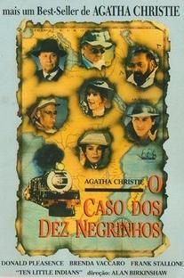 O Caso dos Dez Negrinhos  - Poster / Capa / Cartaz - Oficial 2