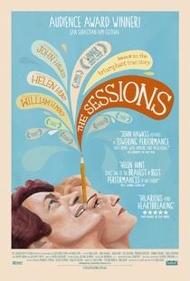As Sessões - Poster / Capa / Cartaz - Oficial 3