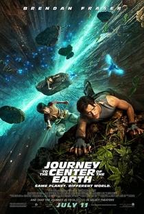 Viagem ao Centro da Terra - O Filme - Poster / Capa / Cartaz - Oficial 1
