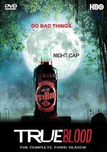 True Blood (3ª Temporada) - Poster / Capa / Cartaz - Oficial 2