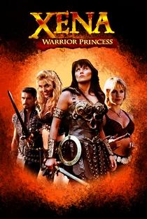 Xena: A Princesa Guerreira (1ª Temporada) - Poster / Capa / Cartaz - Oficial 8