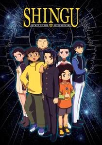 Shingu: Secret of the Stellar Wars - Poster / Capa / Cartaz - Oficial 1