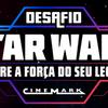 Desafio Star Wars: Cinemark e Disney lançam ação inédita