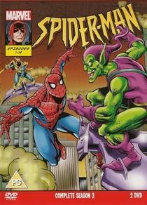Homem-Aranha: A Série Animada (3ª Temporada) - Poster / Capa / Cartaz - Oficial 1