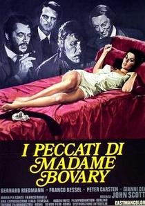 Os Pecados de Madame Bovary - Poster / Capa / Cartaz - Oficial 1