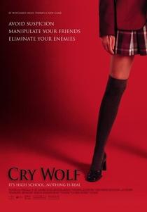Cry Wolf - O Jogo da Mentira - Poster / Capa / Cartaz - Oficial 3