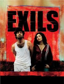 Exílios - Poster / Capa / Cartaz - Oficial 1