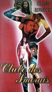 Clube Dos Imorais  - Poster / Capa / Cartaz - Oficial 2