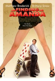 Procurando Amanda - Poster / Capa / Cartaz - Oficial 4