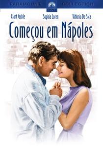 Começou em Nápoles - Poster / Capa / Cartaz - Oficial 5