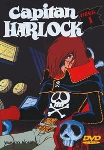 Capitão Harlock - Poster / Capa / Cartaz - Oficial 2