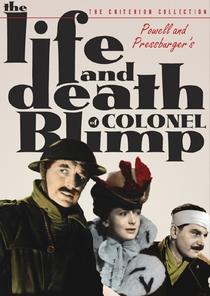 Coronel Blimp - Vida e Morte - Poster / Capa / Cartaz - Oficial 2