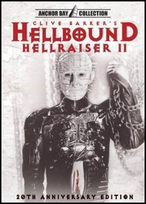 Hellraiser II - Renascido das Trevas - Poster / Capa / Cartaz - Oficial 6