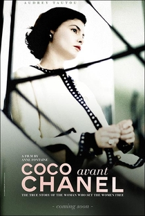 Coco Antes de Chanel - Poster / Capa / Cartaz - Oficial 4