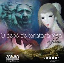 O Bebê de Tarlatana Rosa - O filme - Poster / Capa / Cartaz - Oficial 1